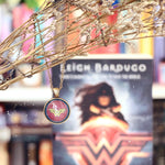Wonder Woman Symbol Necklace