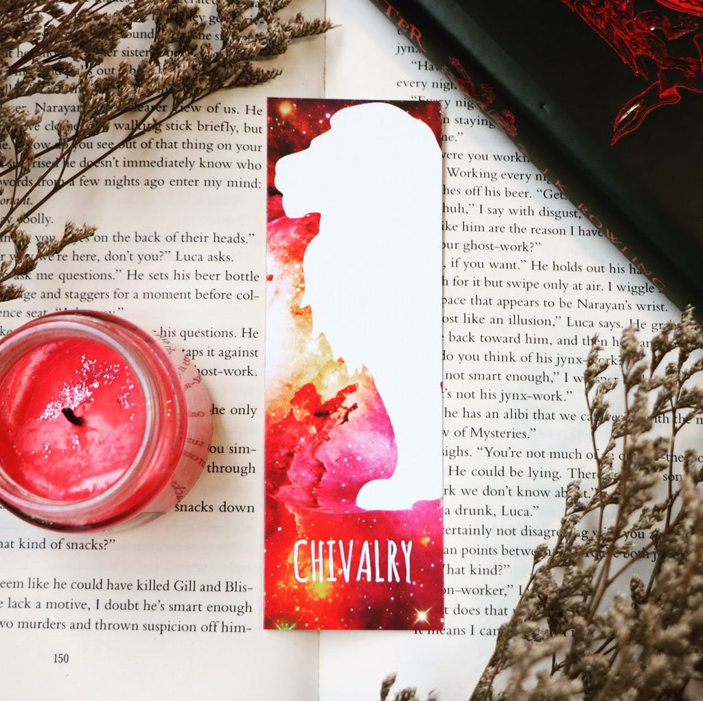 House of the Brave 3-Layer, Double-Sided Bookmark