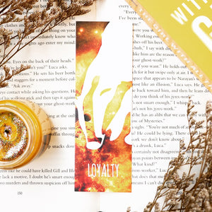 House of the Loyal 3-Layer, Double-Sided Bookmark