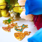 Fairytale Dresses Necklace Pendants