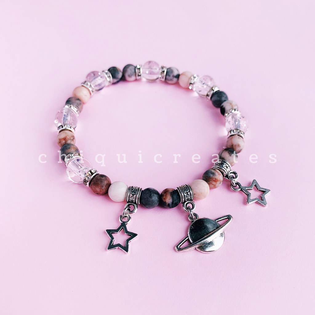 The Illuminae Files Kady Grant Stretch Bracelet