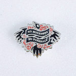 Six of Crows Glitter Enamel Pin