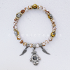 The Charming Privateer Beaded Stretch Bracelet