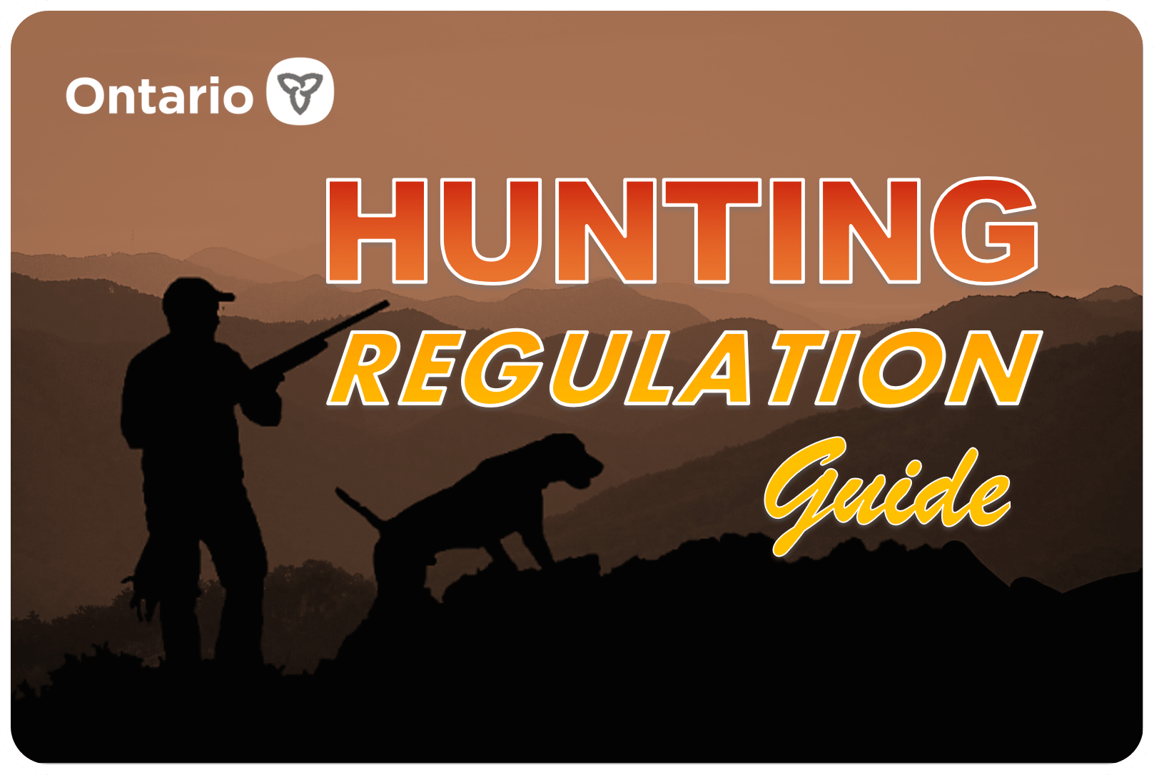 Ontario Hunting Regulation Guide | Fishing World | Hamilton, Ontario, Canada