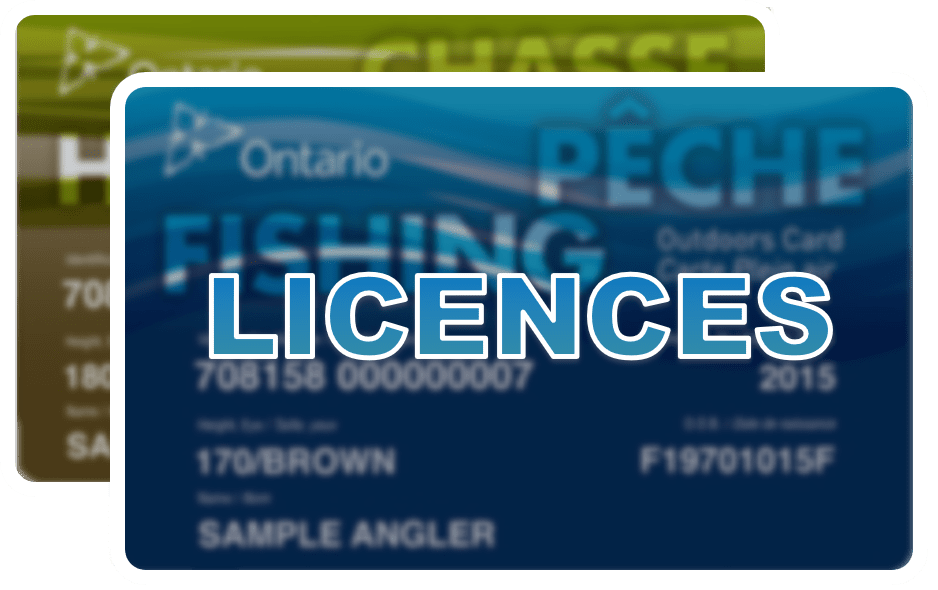 Get Southern Ontario Fishing Licences and Southern Ontario Hunting Licences here at Fishing World in Hamilton, Ontario, Canada.