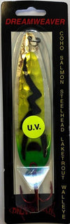 DREAMWEAVER 4.75 Dreamweaver Mag Spoon M1431UV Green/Yellow Sig