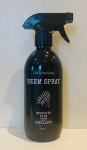 Neem Spray 500ml - The Soap Boutique Uk