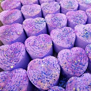 Summer Blackberry Bath Fizzy - The Soap Boutique Uk