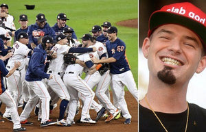 Paul Wall Giving FREE Grillz To The Houston Astros