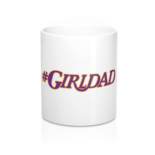 #Girldad Mug 11oz