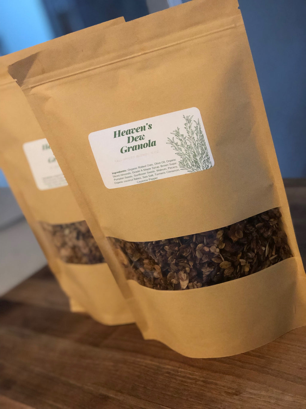 Seed Cycling Homemade Granola