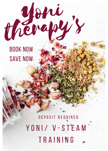Yoni/V-Steam Therapy Training