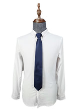 Load image into Gallery viewer, Auto Tie 011 Navy Blue