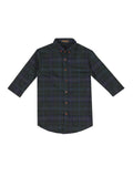 Checkered Shirt (Green) 1807