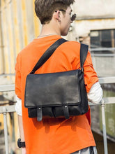 Load image into Gallery viewer, Black Sling Bag 20555