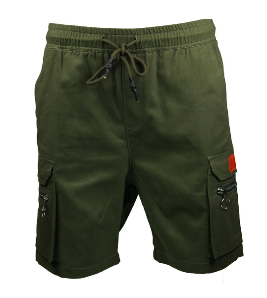 Cargo Shorts in Khaki 2327