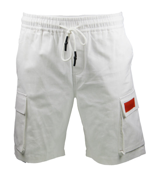 Cargo Shorts in White (2328)