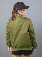Load image into Gallery viewer, Lightweight Bomber Jacket (Khaki) 2362