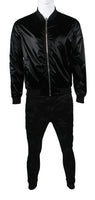 Bomber Jacket (Black) 2365