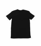 Simple design with Pocket Oversized T-Shirt (Black) 2501