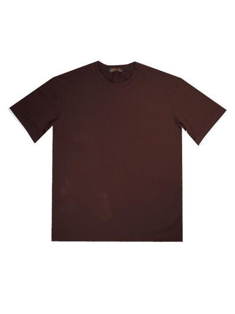 Recoil Basics Oversized Tee (Brown) 2680