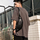 Black Cross-body/Sling Bag 2919