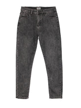 Load image into Gallery viewer, Grey Slim Fit Jeans 3116