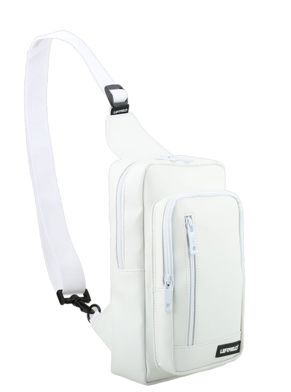 White Cross body Bag 315