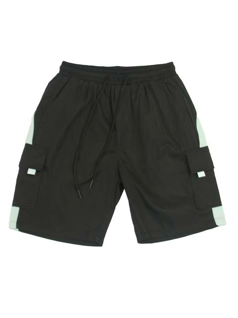Jogger Shorts in Black 3507