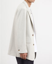 Load image into Gallery viewer, Oversize - Blazer (Light Grey) 5505