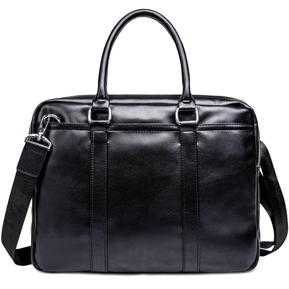 Messenger bag with handle 6418