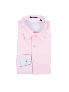 Formal Biz Shirt (Pink) 6805