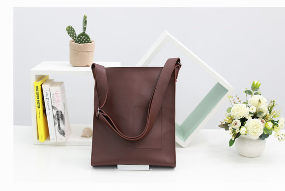 Dark Brown Sling Bag 741