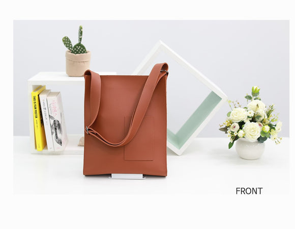Light Brown Sling Bag 741