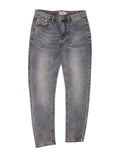 Grey Slim Fit Jeans 8916