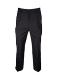 Slim Fit Pants (Black) 9359