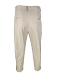 Straight Cut Pants (Beige) 9831