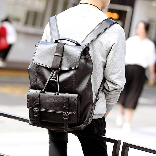 Men's backpack bag 9831