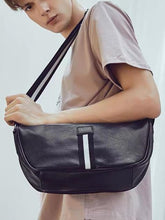 Load image into Gallery viewer, Black Sling Bag 9866