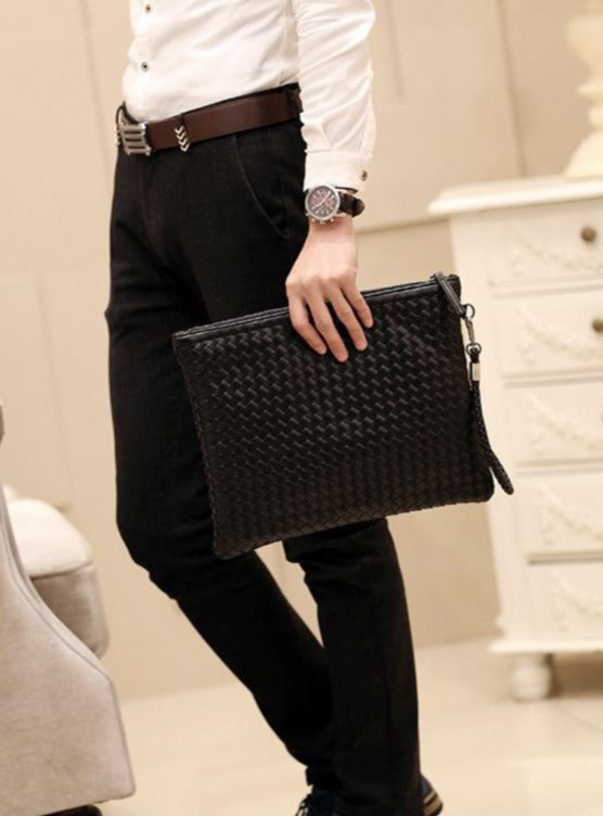 Black Clutch Bag 1225
