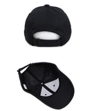 "small ""NYC"" logo cap (Black)"