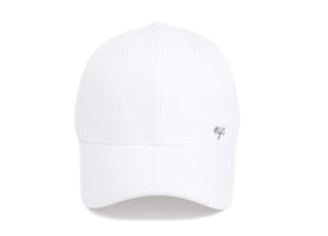 "small ""NYC"" logo cap (White)"