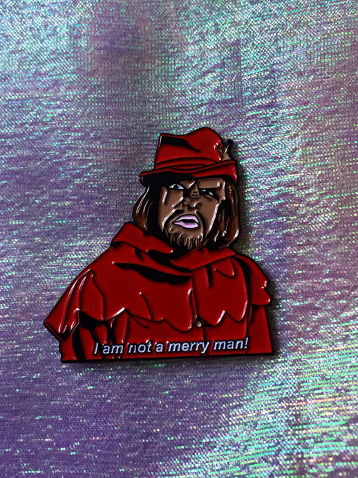 I Detest Captain Pin