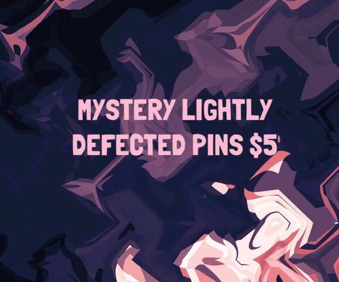 Mystery Pin!!!!