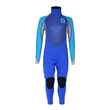 Circle One Tiny Tots Kids Faze 3mm Wetsuit - Blue