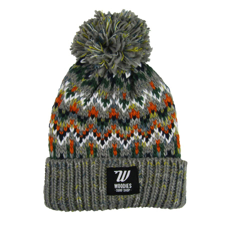 Fleece Lined Beanie - Forager Fusion