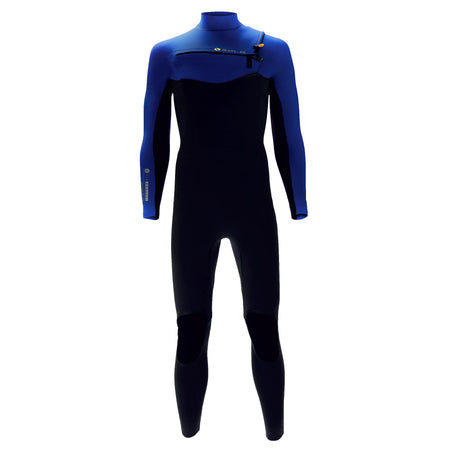 Sola Inferno Mens 5/4 Chest-Zip Winter Wetsuit