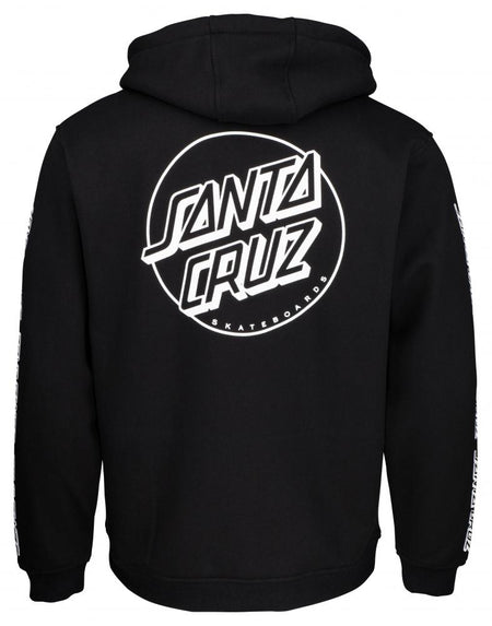 Santa Cruz Mens Optus Dot Hoody
