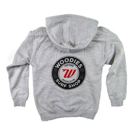 Woodies - Boys - Grey Hoody