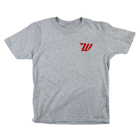 Woodies - Boys - Grey T-Shirt